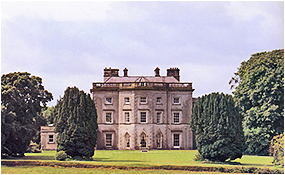 Grey Abbey House